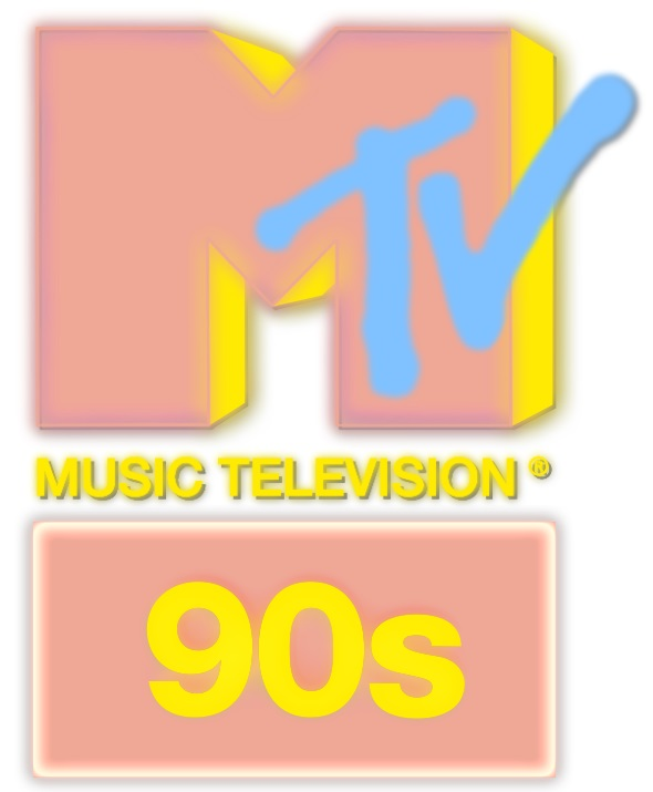 logo MTV 90´s