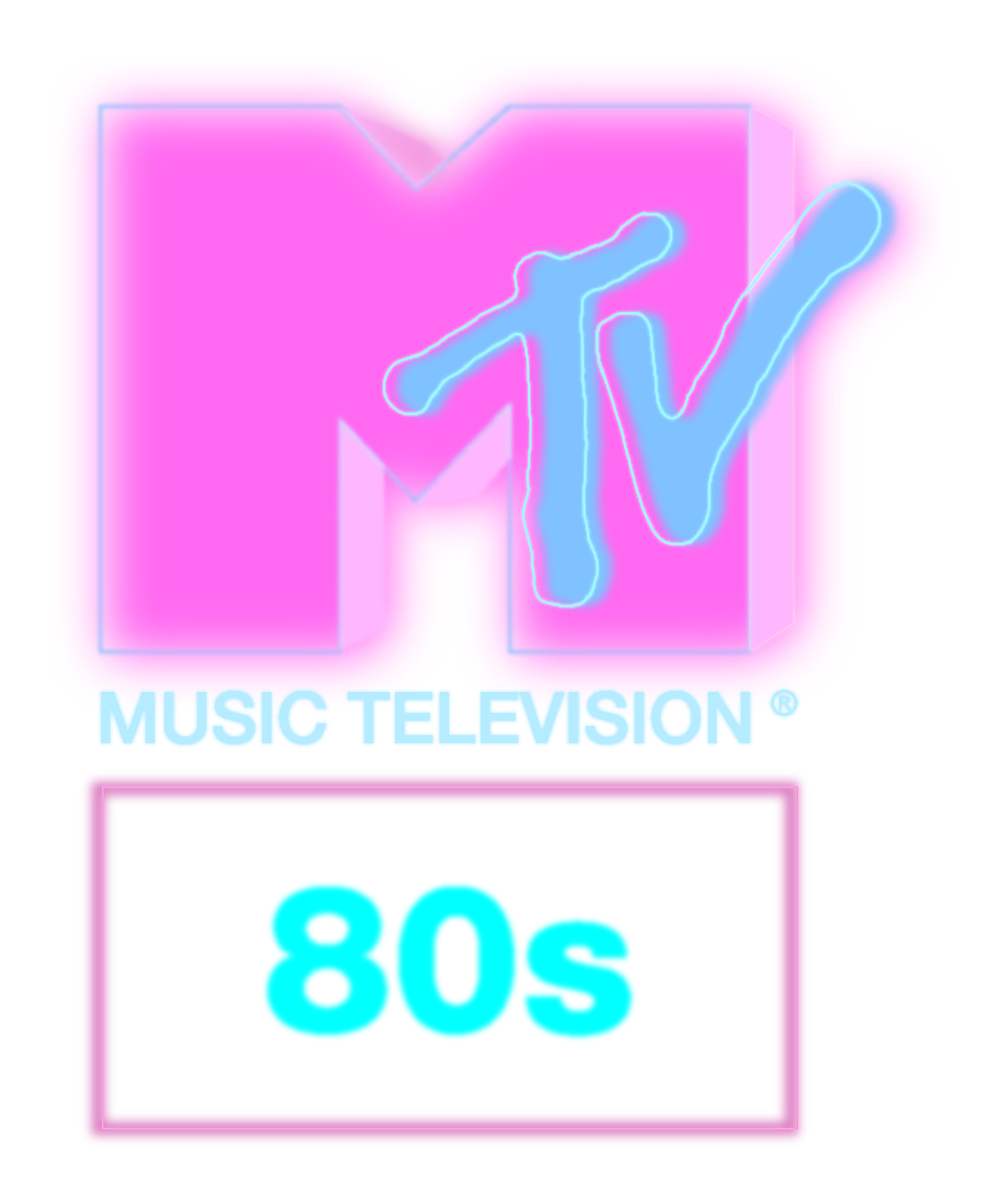 logo MTV 80´s
