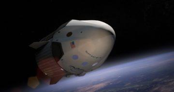 Chcete se stát pilotem vesmírné lodi Crew Dragon? Vyzkoušejte online simulátor